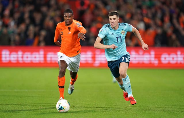 Netherlands v Northern Ireland – UEFA Euro 2020 Qualifying – Group C – Stadion Feijenoord