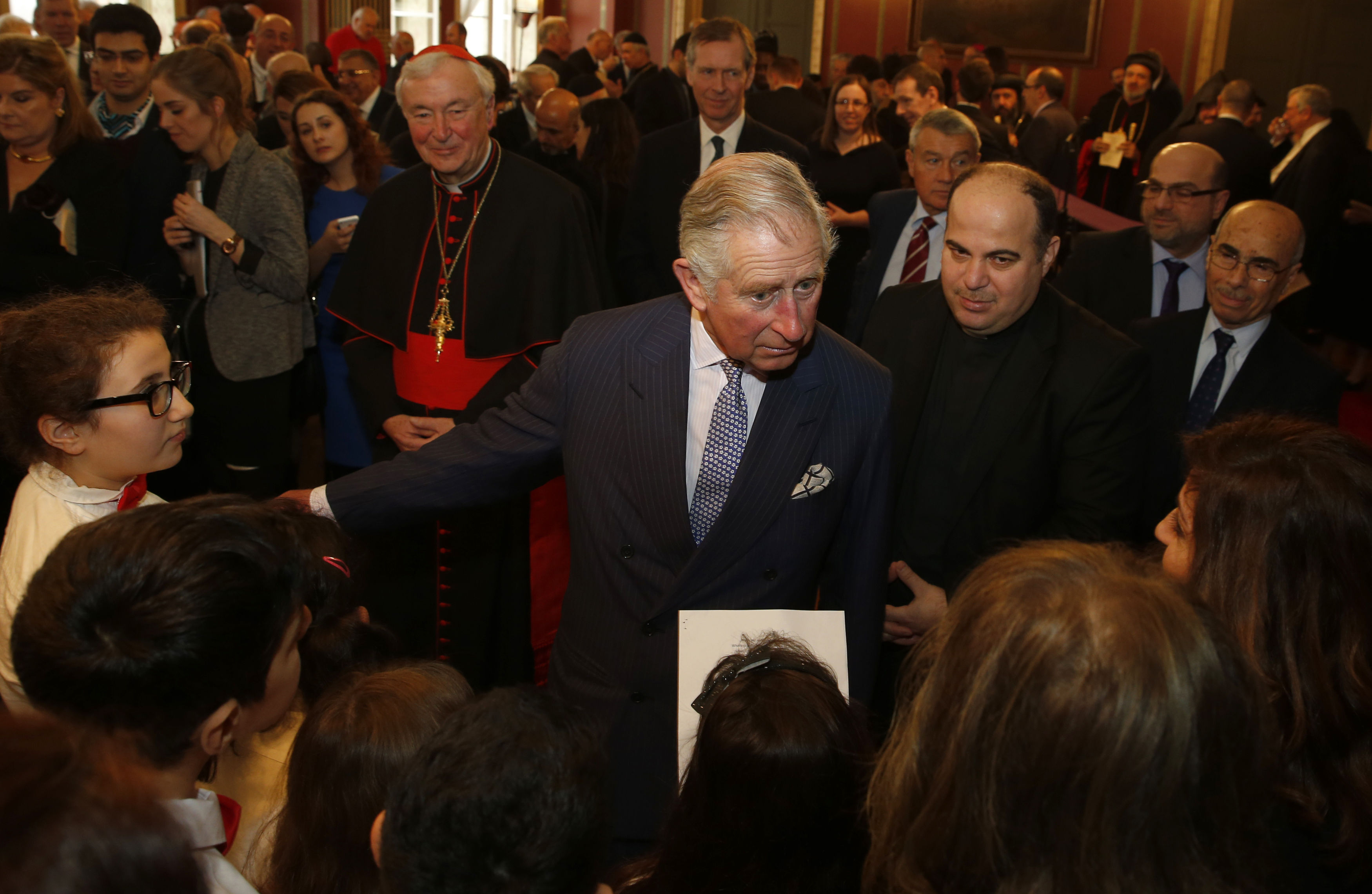 An Easter message from HRH Prince Charles