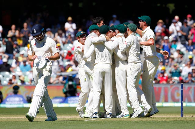 Australia v England – 2017/18 Ashes Series – Second Test – Day Five – Adelaide Oval