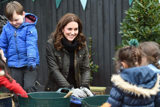 Royal visit to Robin Hood Primary School