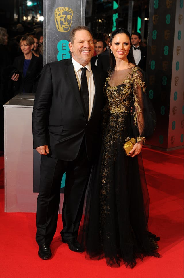 BAFTA Film Awards 2014 – Arrivals – London
