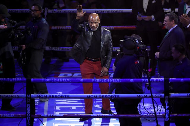 Mike Tyson could make a return to the boxing ring