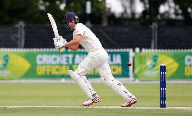 Dan Lawrence has had a fine winter with England Lions.