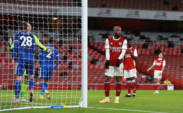 Arsenal 0 - 1 Leicester City: Jamie Vardy strikes late as Leicester end long wait for victory at Arsenal