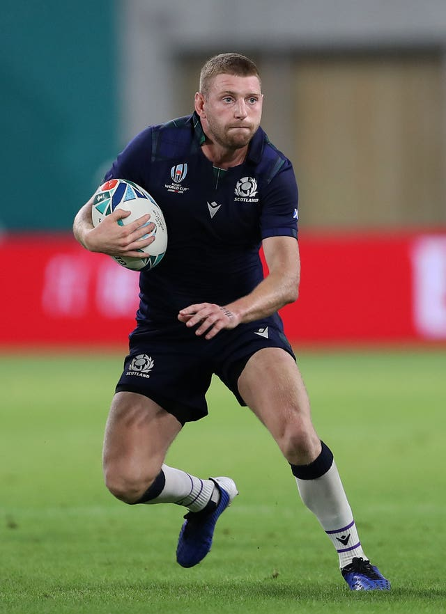 Scotland v Samoa – Pool A – 2019 Rugby World Cup – Misaki Stadium