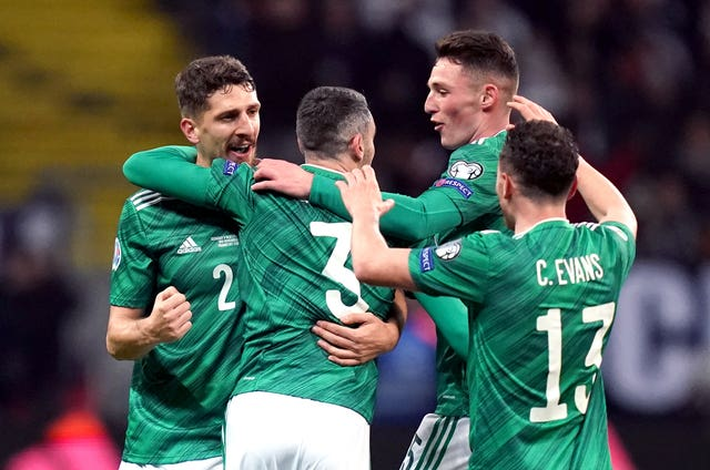 Northern Ireland hit for six in Germany