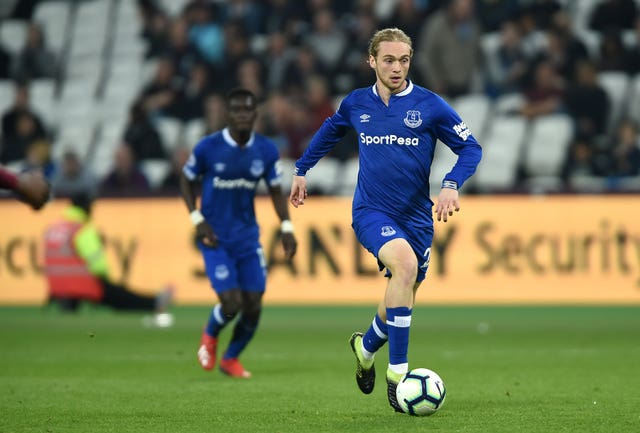 Tom Davies is said to be highly regarded at Everton