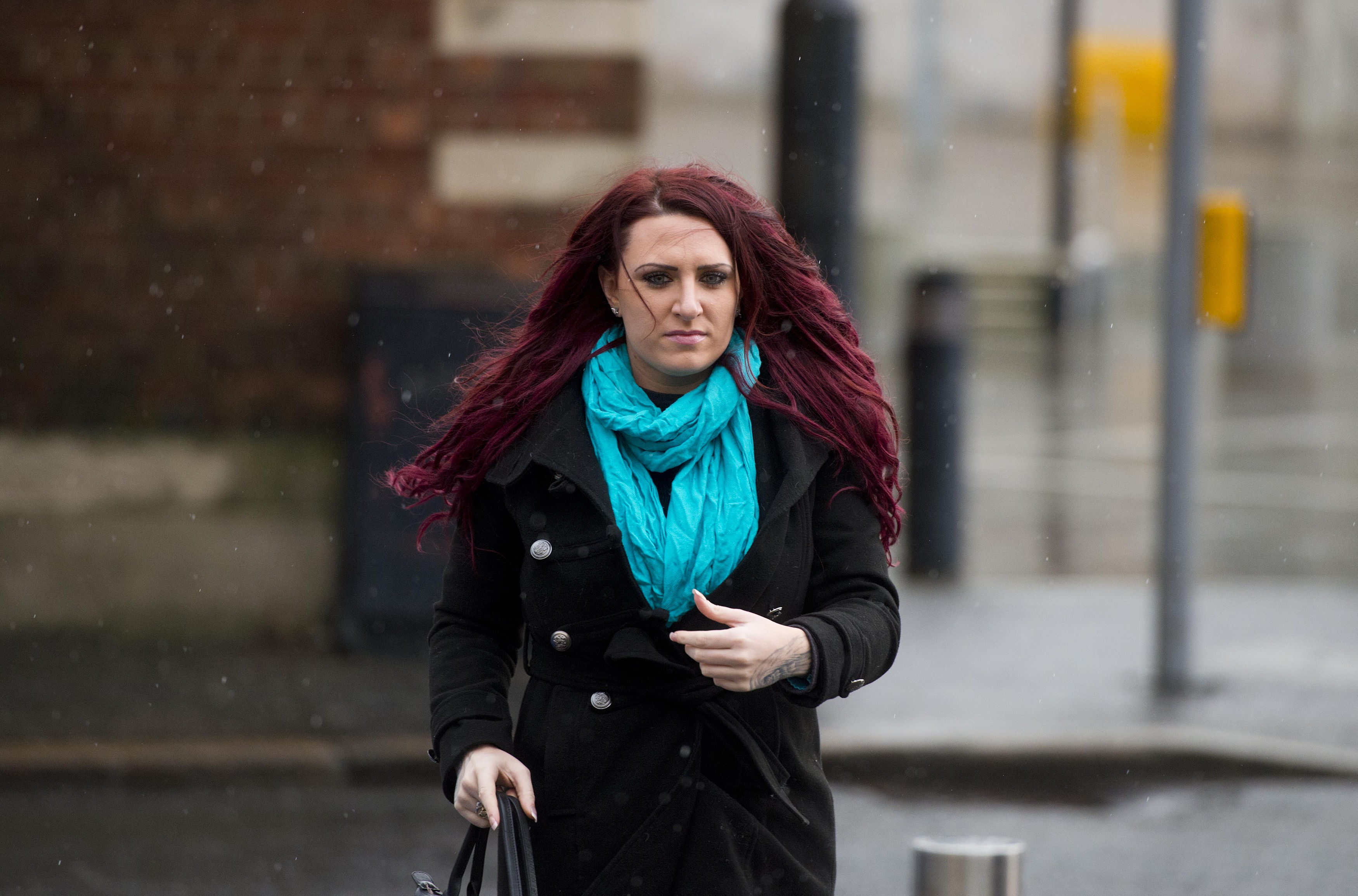Britain First leader Jayda Fransen reverses her name to beat Twitter ban