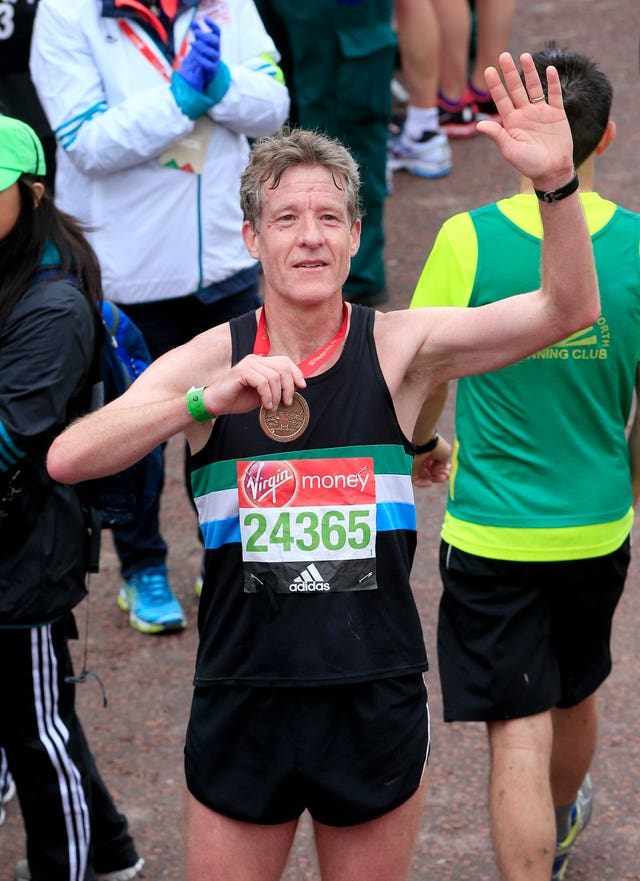 2016 Virgin Money London Marathon