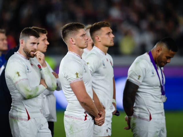 England v South Africa – 2019 Rugby World Cup – Final – Yokohama Stadium