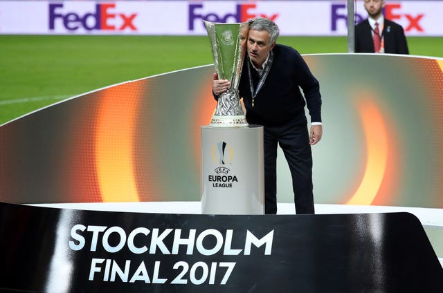 Jose Mourinho has won a host of trophies during his managerial caree
