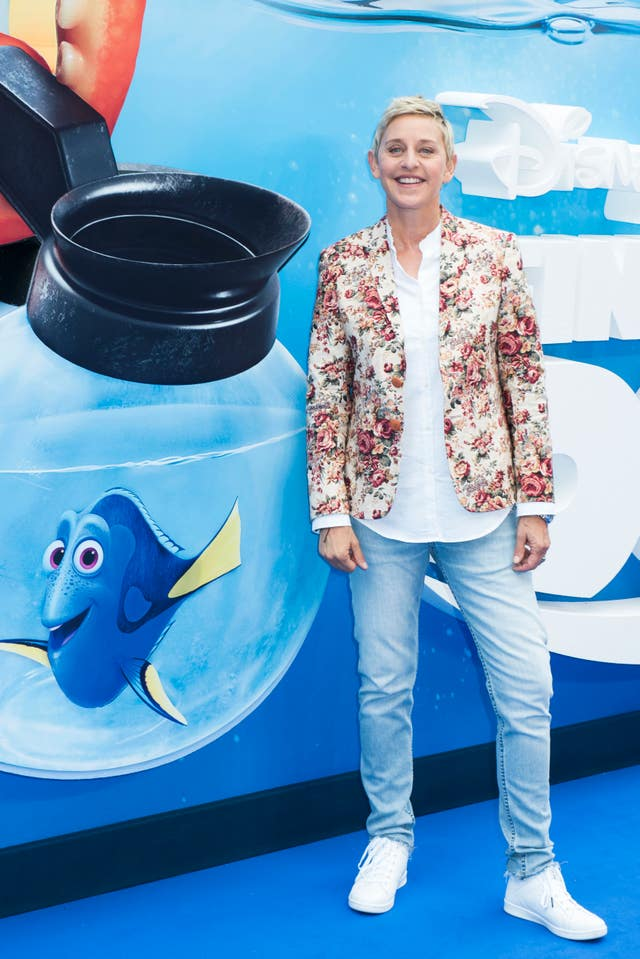 Finding Dory UK premiere – London