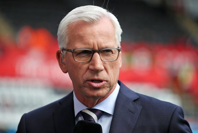 Alan Pardew is set to take over at West Brom