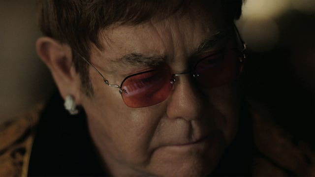 Sir Elton John in the 2018 ad
