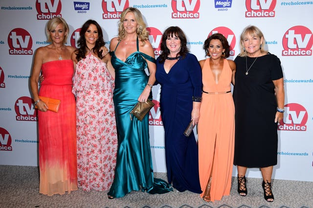 TV Choice Awards 2017 – London