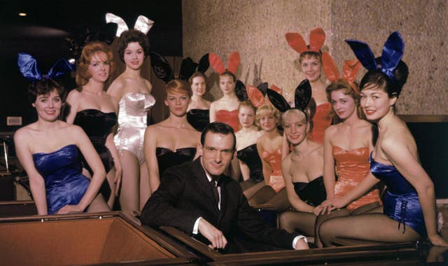 Playboy returns to London
