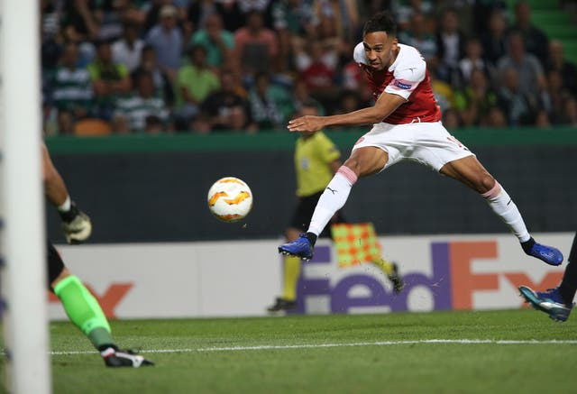 Sporting Clube de Portugal 0 - 1 Arsenal: Arsenal win again as Danny Welbeck settles Europa League tie against Sporting