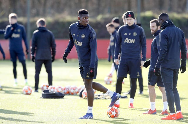 Paul Pogba and his Manchester United team-mates are in red-hot form heading into their Champions League showdown with Paris St Germain