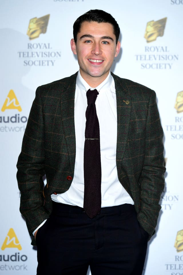 Royal Television Society Programme Awards 2017 – London