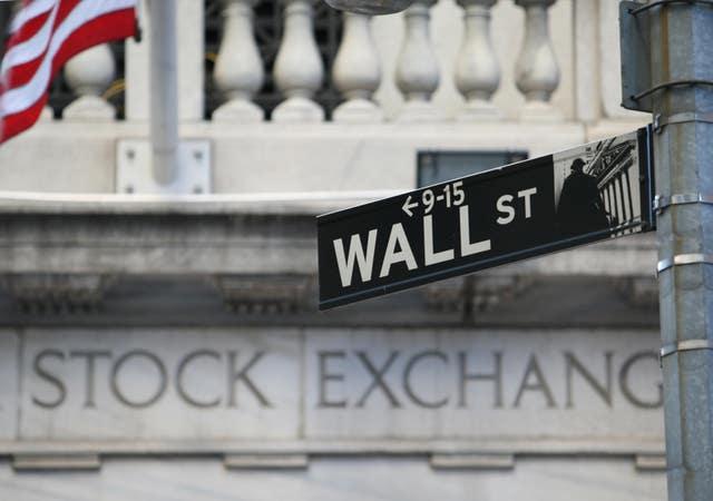Un signe pour Wall Street (MArtin Keene / PA)