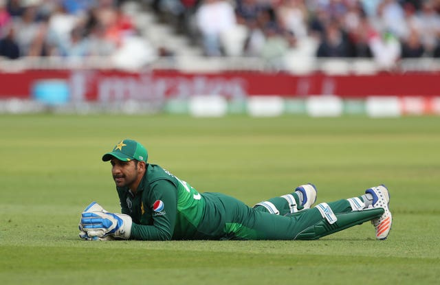 Pakistan captain Sarfaraz Ahmed is hoping to move on from prior setbacks.