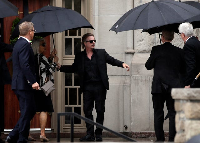 Kate Spade Funeral