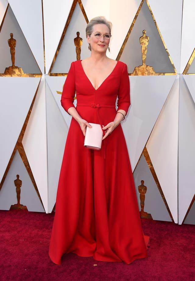 Meryl Streep (Jordan Strauss/Invision/AP)