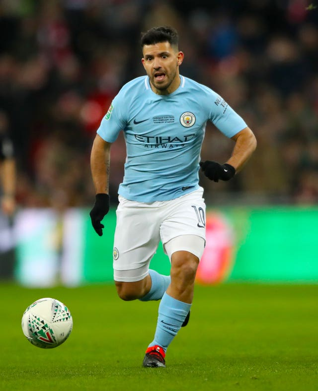Sergio Aguero has impressed in recent weeks