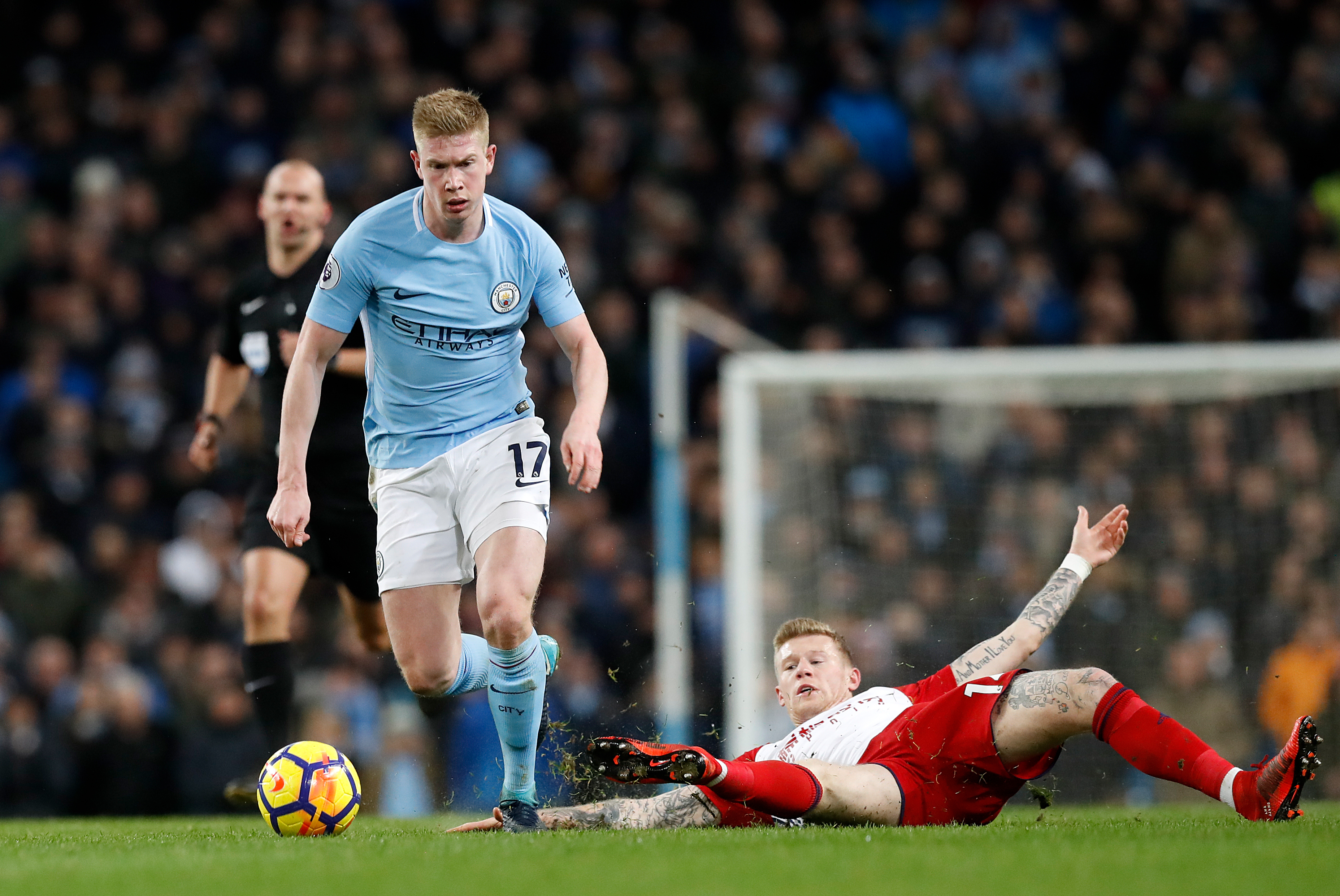 FA Cup: Man City cruises past Cardiff into fifth round