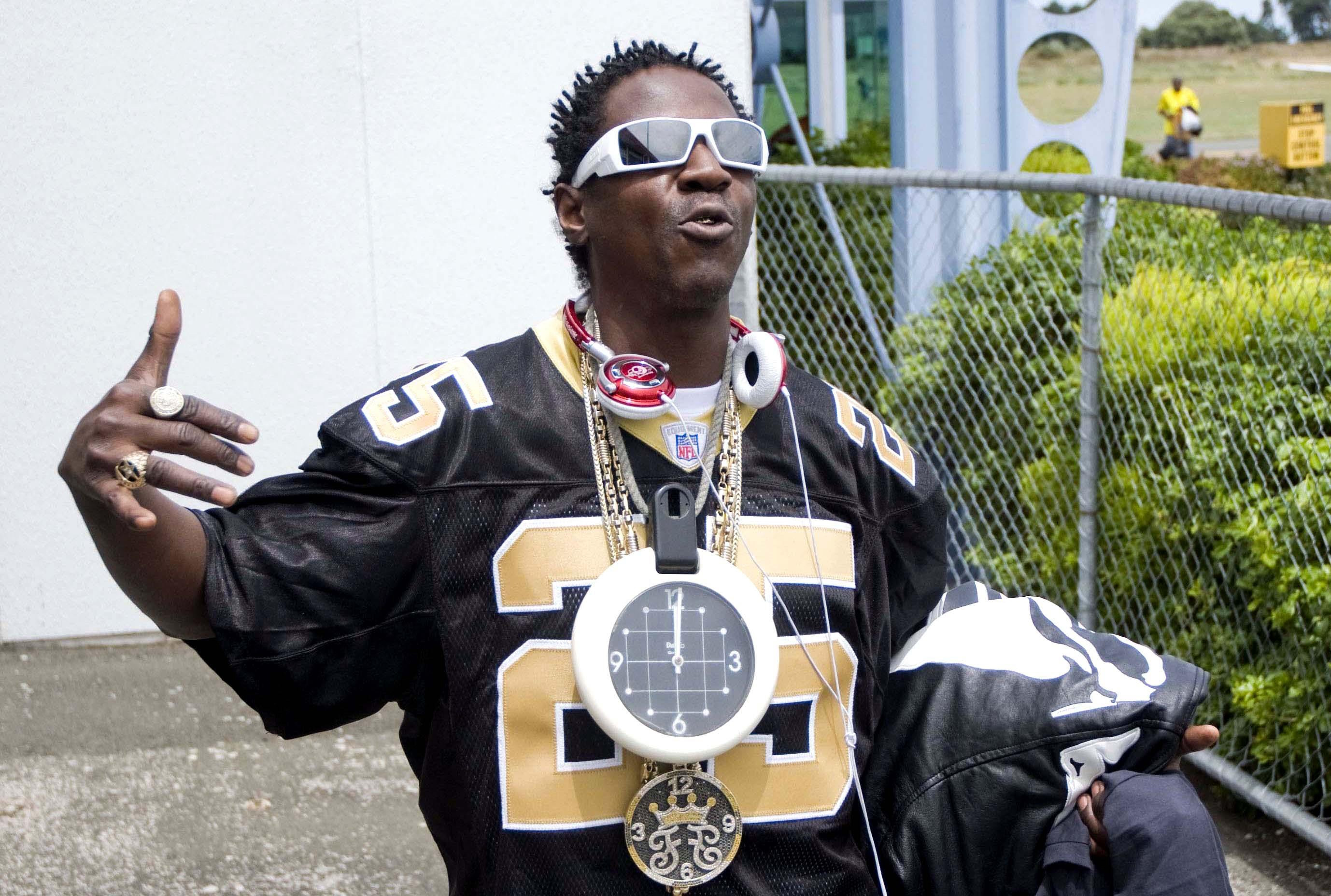 Public Enemy's April Fools' reveal? Flavor Flav was never fired