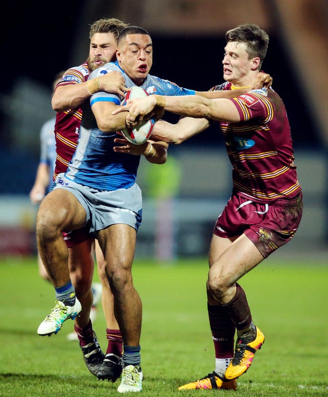 Huddersfield v Wakefield – Super League – John Smith's Stadium
