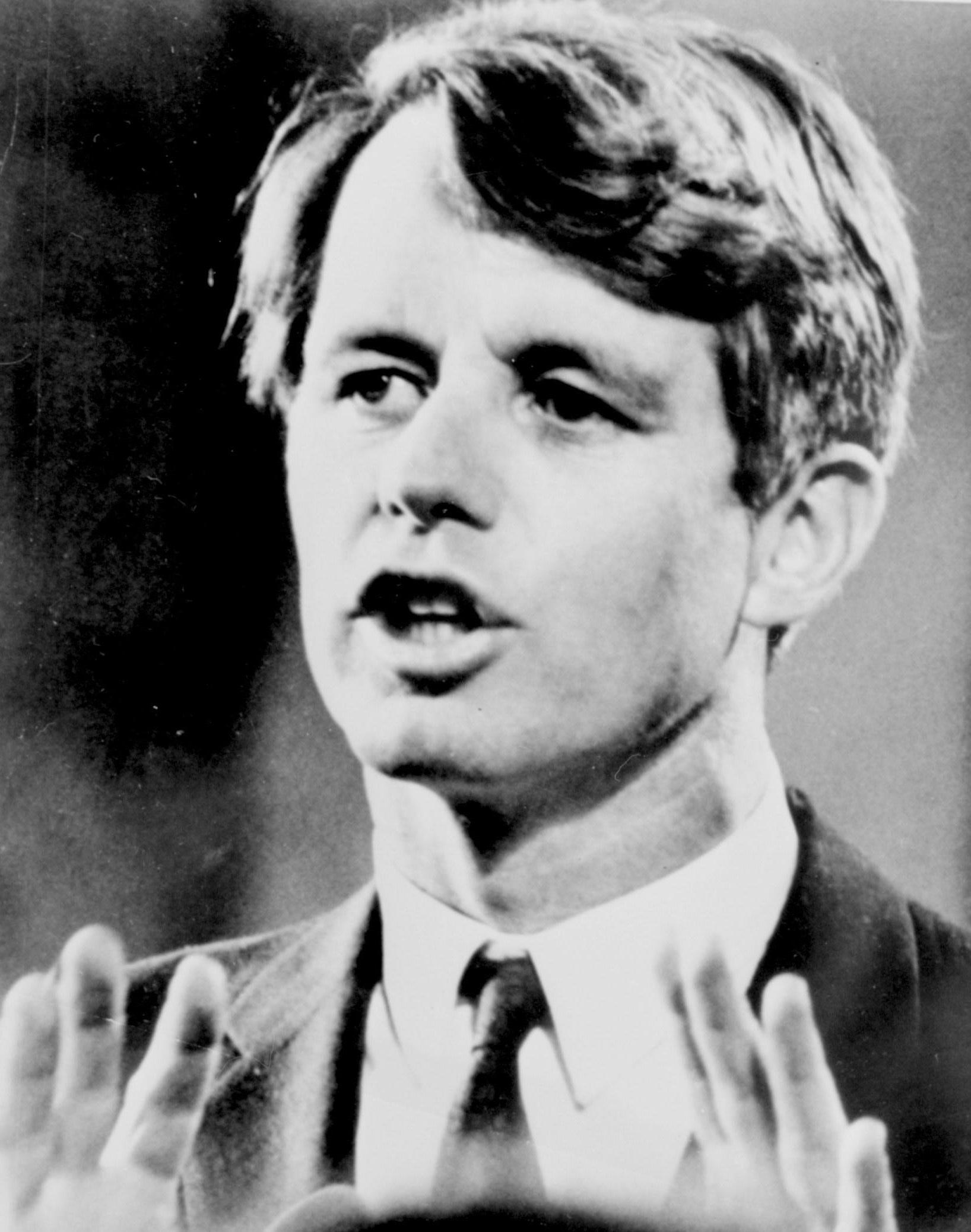 Senator Robert F. Kennedy – Washington