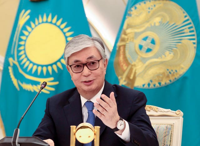 Kazakhstan Election