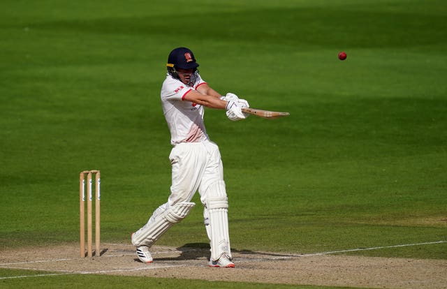 Dan Lawrence has impressed for Essex