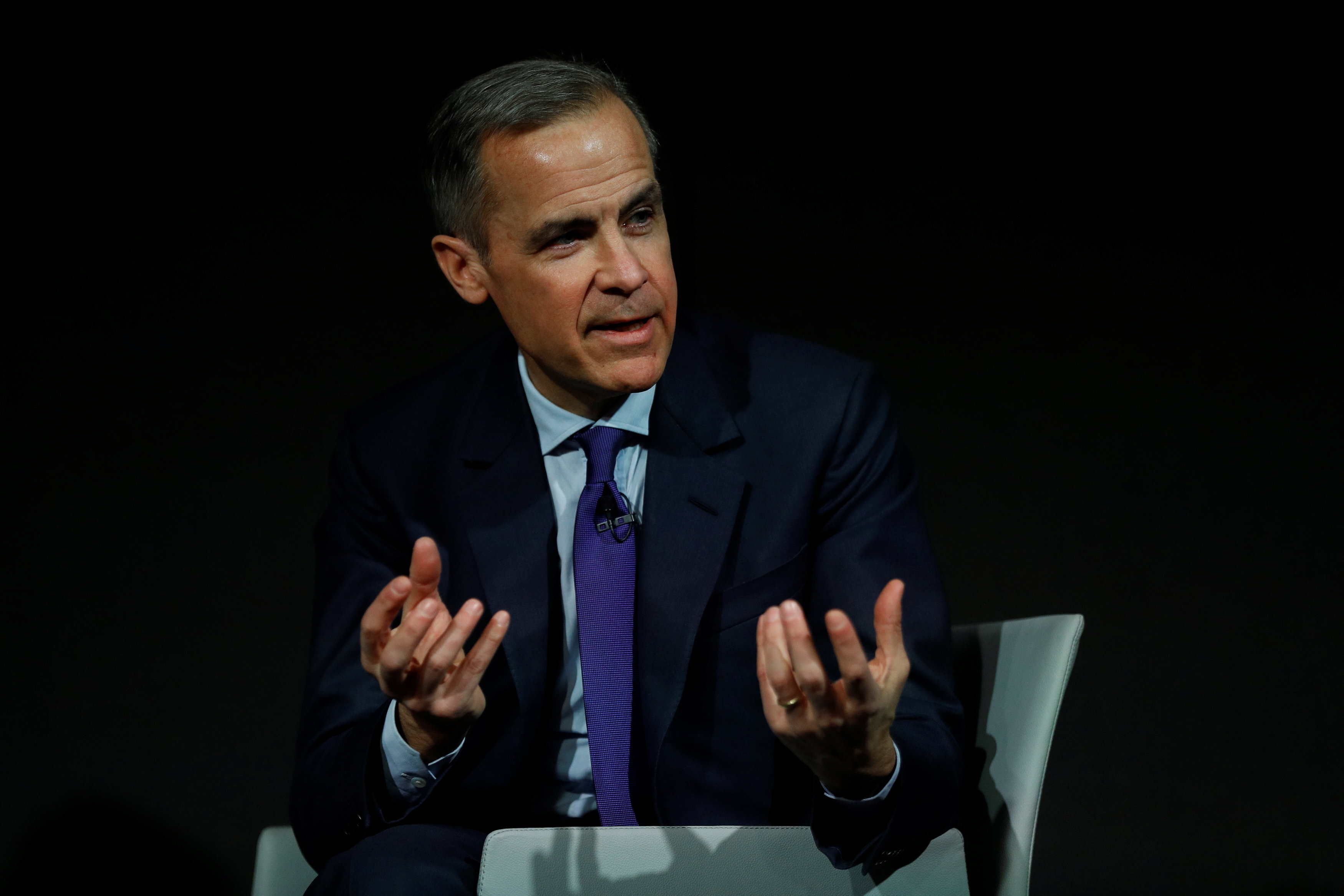 The Bank Of England Turns Dovish In May And Walks Away