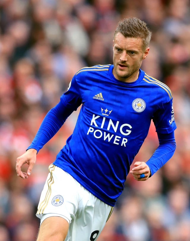 Vardy has also been thrown into the public eye