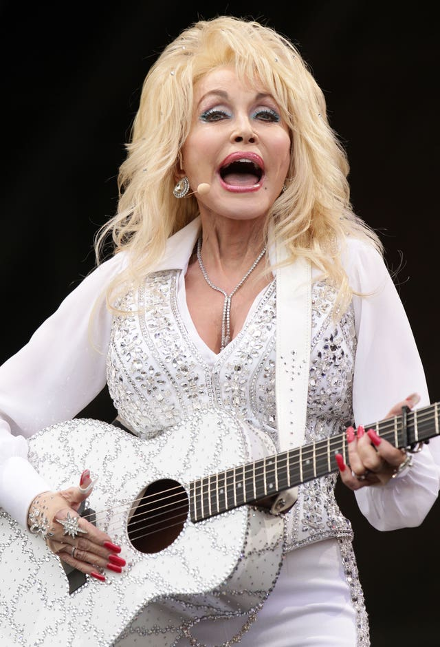 The BBC will air an exclusive documentary on Dolly Parton