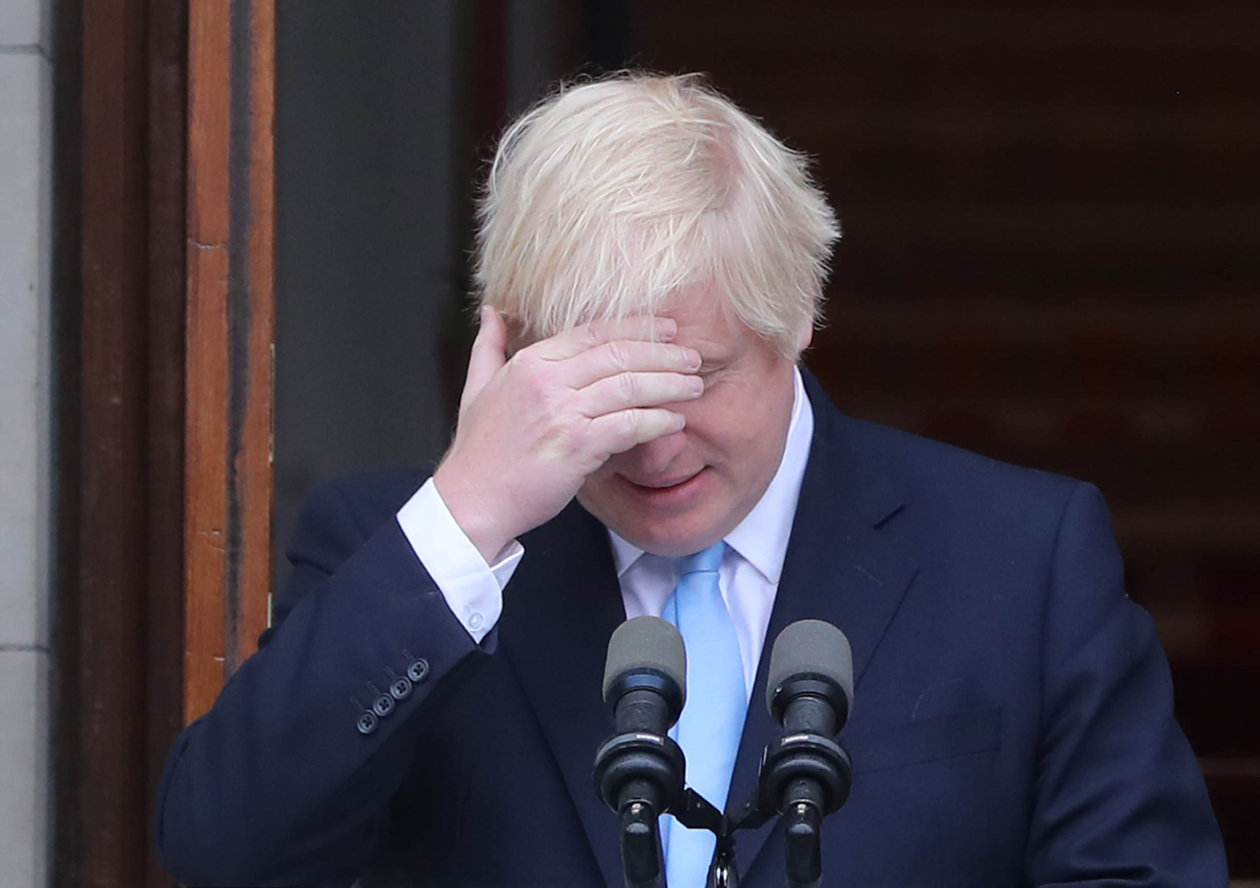 British PM Boris Johnson to suspend Parliament as his Brexit plans stall