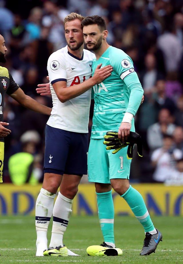 Tottenham Hotspur v Southampton – Premier League – Tottenham Hotspur Stadium