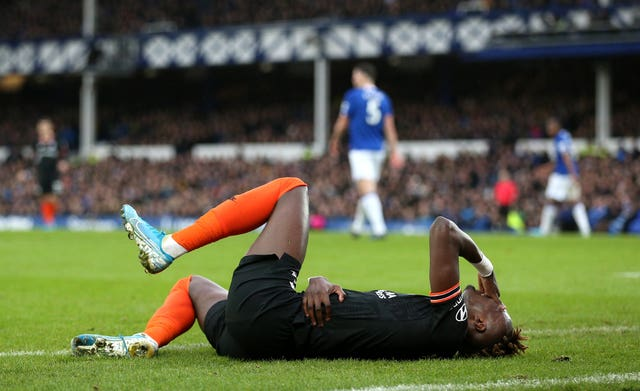 Tammy Abraham is a doubt to face Manchester United because of an ankle injury