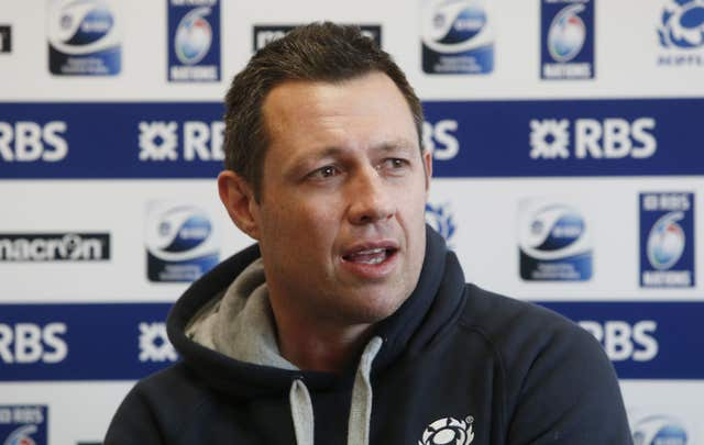 Rugby Union – RBS 6 Nations – Scotland v England – Scotland Captain's Run – Murrayfield Stadium