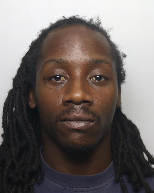 Aaron Joseph was jailed for 10 years (West Yorkshire Police/PA)