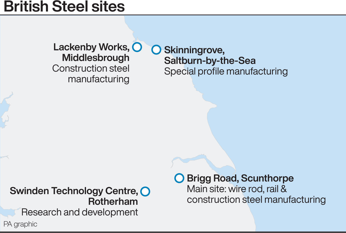 British Steel could be saved by Chinese buyer protecting 4000 jobs