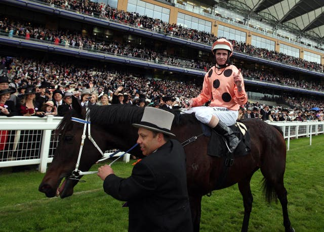 Black Caviar counted a Royal Ascot win in her unbeaten run