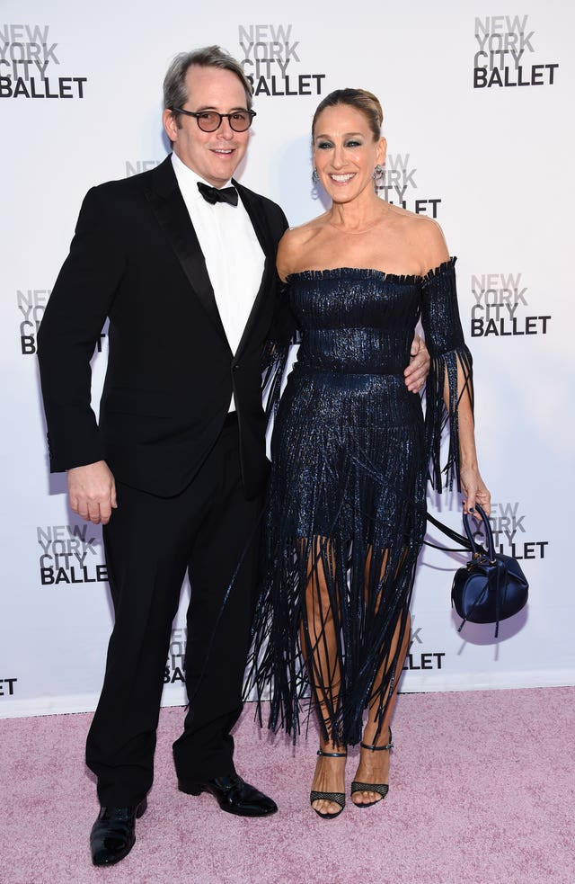 New York City Ballet's 2017 Fall Fashion Gala