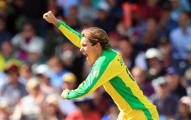 Adam Zampa claimed two wickets for Cummings XI in the second intra-squad match at the Ageas Bowl
