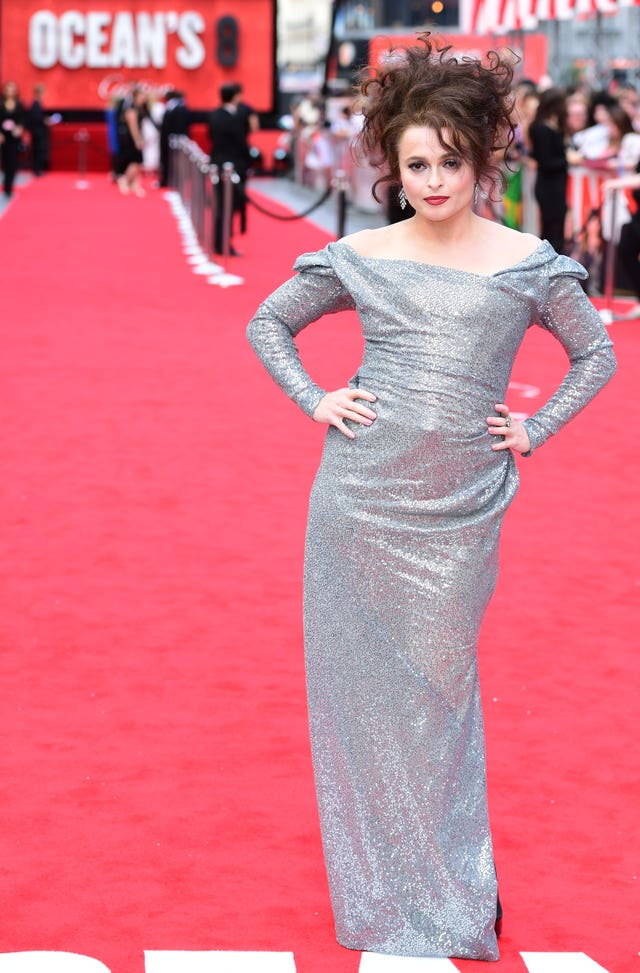 Helena Bonham Carter  at a premiere