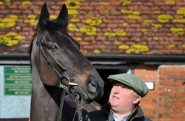 Big Buck's was a superstar for Andy Stewart and Paul Nicholls