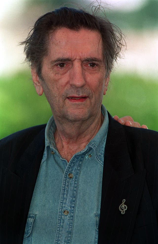Cannes/Harry Dean Stanton