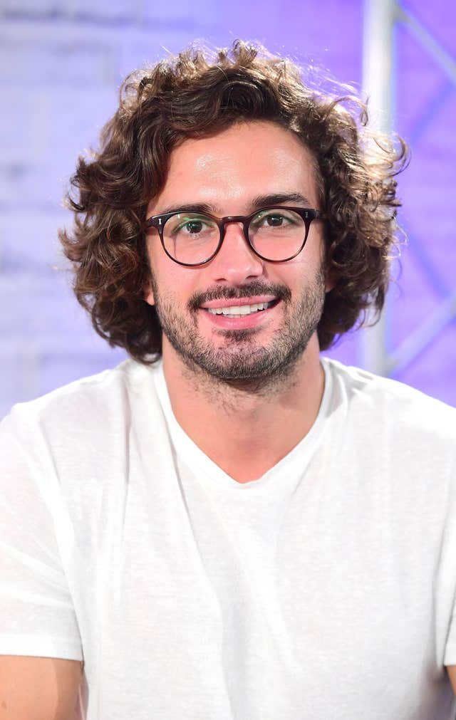 Joe Wicks BUILD Series event